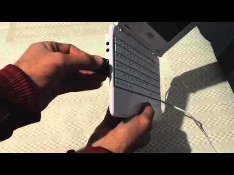 Como recuperar sistema android en Airis netbook N7000