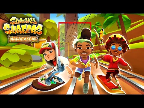 🇲🇬 Subway Surfers World Tour 2016 - Madagascar (Official Trailer)