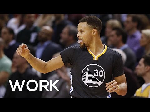 Rihanna - Work | Curry vs Thunder | 2015-16 NBA Season