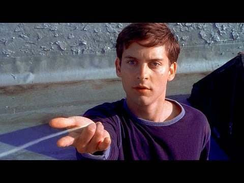 "Spider-Man - ""Go Web Go!"" - New Powers Scene - Spider-Man (2002) Movie CLIP HD"