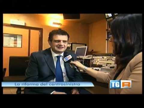 TG REGIONE - INTERVISTA A MARCO ESPA SU RIFORMA DELLA SANITA'