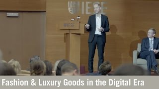 Fashion & Luxury Goods in the Digital Era