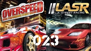 Lets Play Overspeed or LASR #023