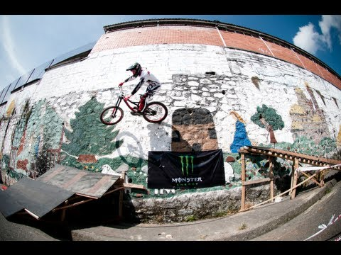 HIGHLIGHTS DOWNHILL URBANO MANIZALES 2013 HD