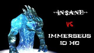 Insane vs Immerseus 10 Hc (Warlock pov)