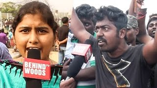 """We will stay even for 1 year"" – Marina Protesters 