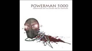 Powerman 5000 - Super Villain