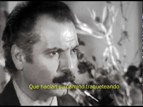 Georges Brassens - Les Funrailles Dantan