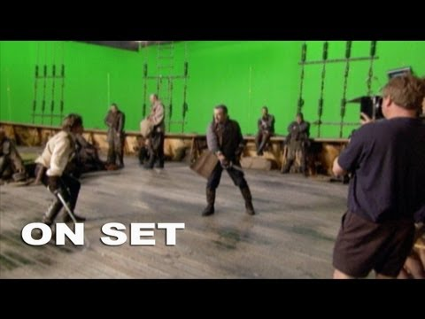 Stardust: Behind The Scenes Part 1 Of 2 - Michelle Pfeiffer, Claire Danes, & Robert De Niro video