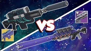 Darci VS Ikelos Sniper! Which Is Better? [Destiny 2]