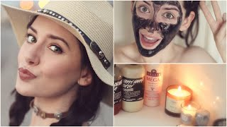 My Relaxing Evening/Night Time Routine! | Melanie Murphy