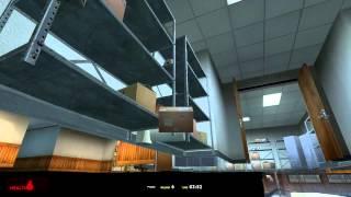 RUNNING ABOOT! - Garry's Mod Prop Hunt (Gmod)