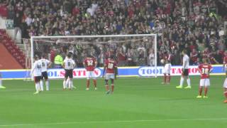 A Video Of Britt Assombalonga