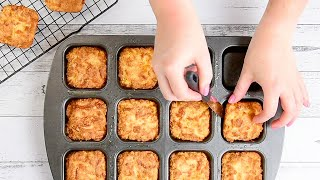 Keto Cheddar Biscuits Recipe - Almond Flour, Cheese & Easy to Make (2g Net Carbs ✅ )