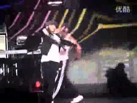 [Rain (Bi) Fancam]110525 'The Best' concert in Shanghai_By lovejay1qq_End_Bad Guy+Goodbye+Jump