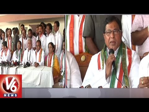 CLP Leader Jana Reddy On Congress CM Candidate | V6 News