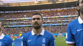 Watch National Anthems Greece National Anthem video