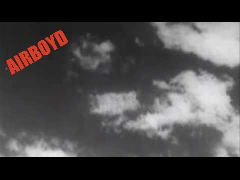 Special Delivery 1946 Vintage Aviation Film with Atomic Bomb Footage Video