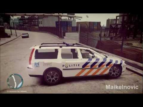 GTA4: [LCPDFR]: Dutch Police Patrol 3