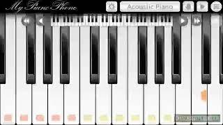 Pehli Nazar mein on piano
