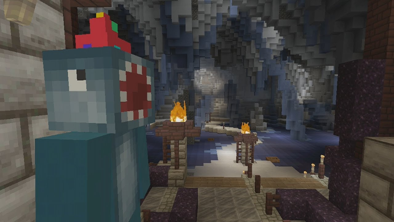Minecraft Xbox Re Solitude Googlie Rooms 5 Youtube