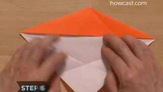 How To Make An Origami Fish