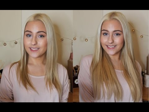 Flixy Hair Extensions ♥ First Impression Review/Demo