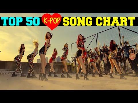 [TOP 50] K-POP SONG CHART - OCTOBER 2015 (WEEK 4)