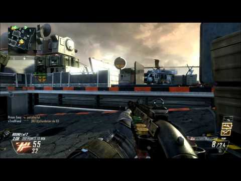 Call Of Duty Black Ops 2 Jitter mod shotgun.