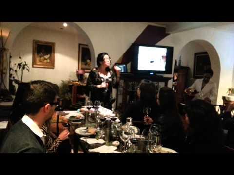 Curso de Vinho Paola Pedron Grife Enologica