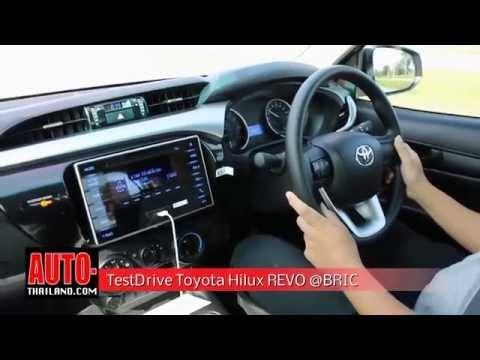 TestDrive Toyota Hilux REVO
