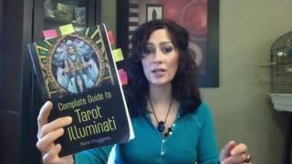 Complete Guide to the Tarot Illuminati Book Review by Kim Huggens