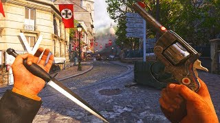 the RESISTANCE DIVISION is GODLY AFTER THE NEW UPDATE!! (COD WW2)
