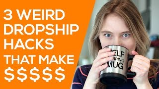 Weird Dropshipping HACKS that Make Money [Facebook Ad Tricks]