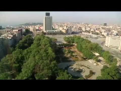 Istanbul Gezi Park silent after protesters dispersed