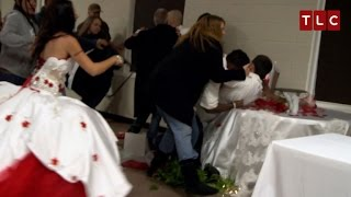 'My Big Fat American Gypsy Wedding' Airs The Most Insane, Ceremony in Reality TV History!