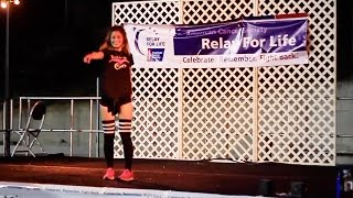 Twerk For a Cause - Relay For Life! | LexTwerkOut