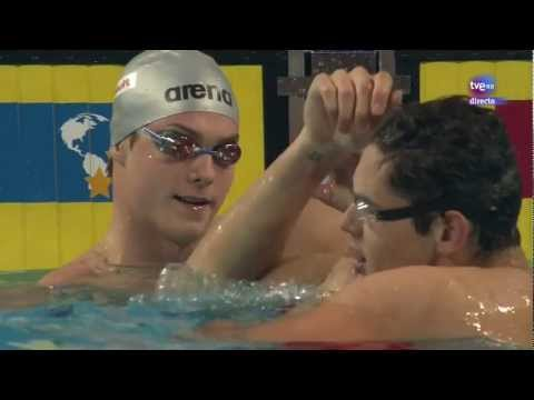 Men's 50m Freestyle final FINA World Swimming Championships (25M) Istanbul 2012