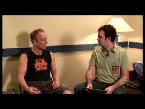 Phil Collen of Def Leppard Interview - Part 1 of 2 - The Perfect Guitar