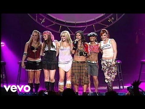 The Pussycat Dolls - Stickwitu (Cingular Sounds Live)