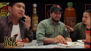Hot Ones | Complex SF Team Burns Their Faces Off