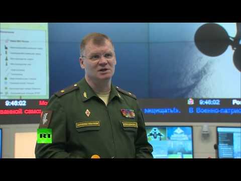 Минобороны РФ: США нанесли авиаудар по Алеппо и обвинили в этом Россию