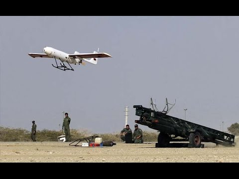 Iran's Army Tests Suicide Drone in Drills