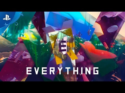 Everything - Launch Trailer | PS4