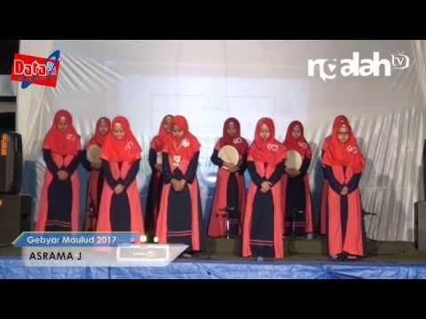 NGALAH TV II Lomba Al-Banjari Memperingati maulid Nabi Muhamad SAW 1439 H  Ponpes Ngalah