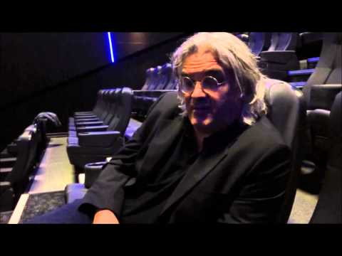'Captain Phillips' Director, Paul Greengrass, Talks To AQMovieReview.com During His Visit To Derry