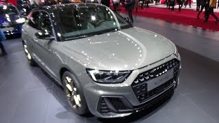 2019 Audi A1 35 TFSI - Exterior and Interior - Paris Auto Show 2018