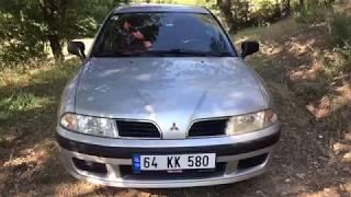 Mitsubishi carisma comfort 2001 model Türkçe tanıtım