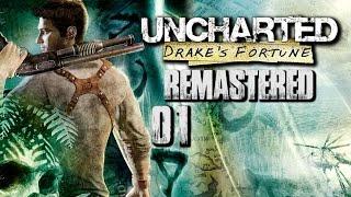 Uncharted: Fortuna Drake