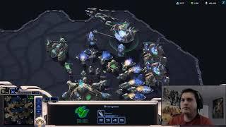 StarCraft 2 LOTV  TY Build Strikes Again!  PVT